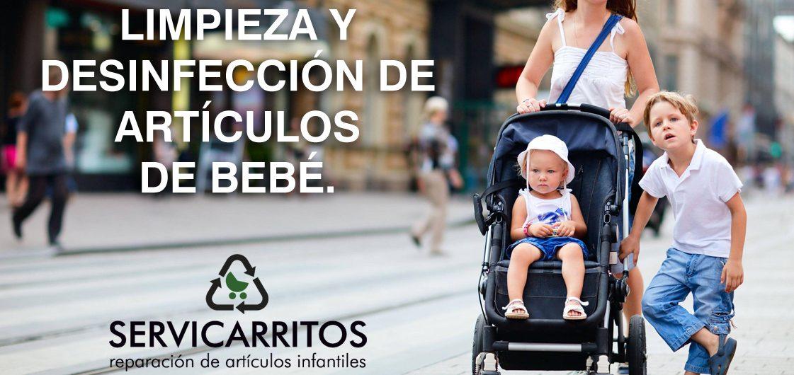 limpieza de carritos de bebe servicarritos