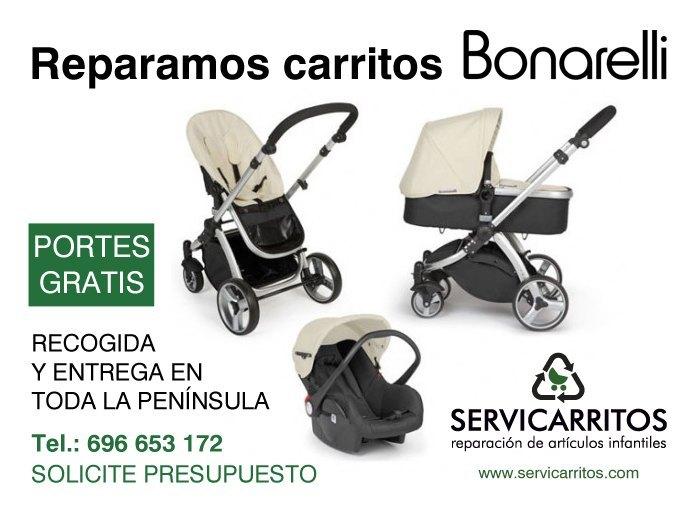 Reparacion sillas Bonarelli